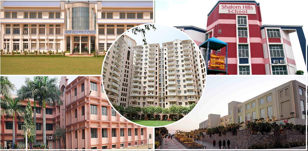 top 20 schools in Gurgaon