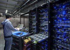 data centre management