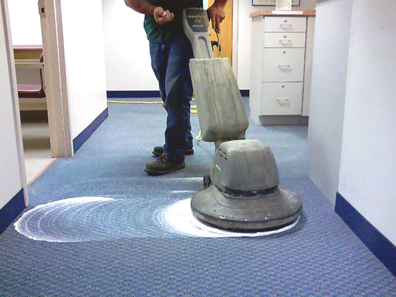 Commercial Carpet Cleaning - What Options Professional Carpet Cleaners Offer