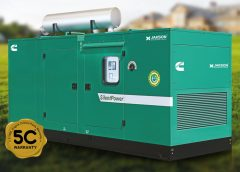 Diesel Generator: A Reliable Power Backup