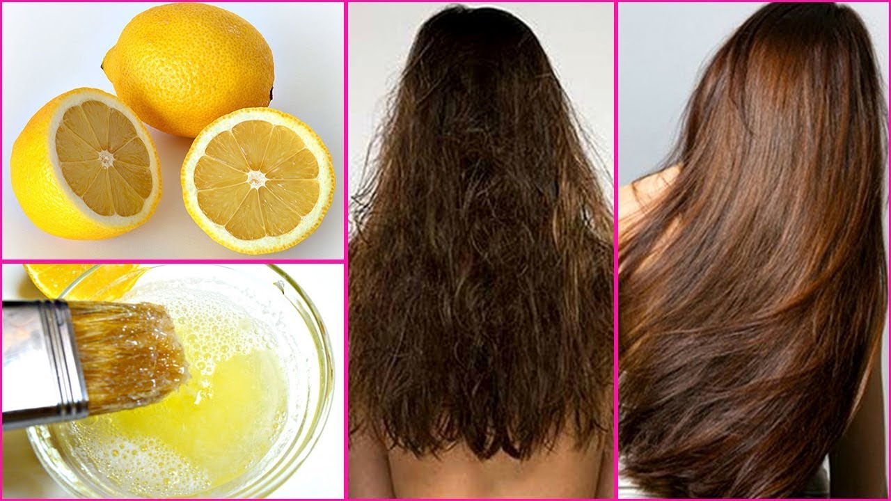 Benefits Of Lemon Juice For Hair