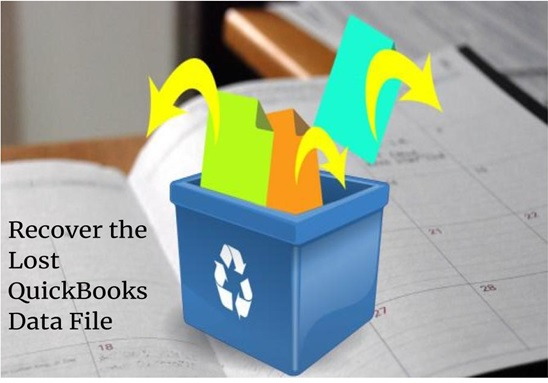 Recover the Lost QuickBooks Data File