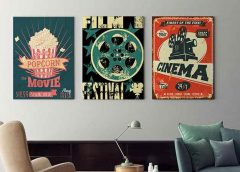 Hanging Posters Is Not Just About Decoration – 3 Reasons Hanging Posters Is A Good Practice