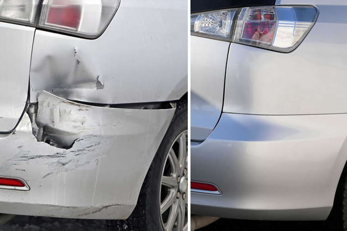 mobile bumper repairs in Sydney