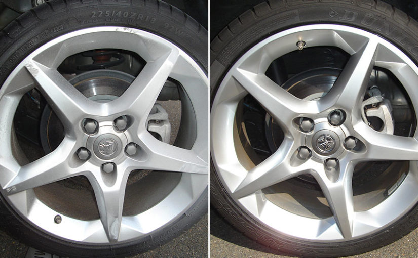 Guide for choosing a specialist and saving on mag wheel repair