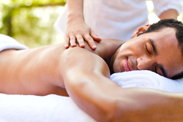 Men Need Massage Treatment