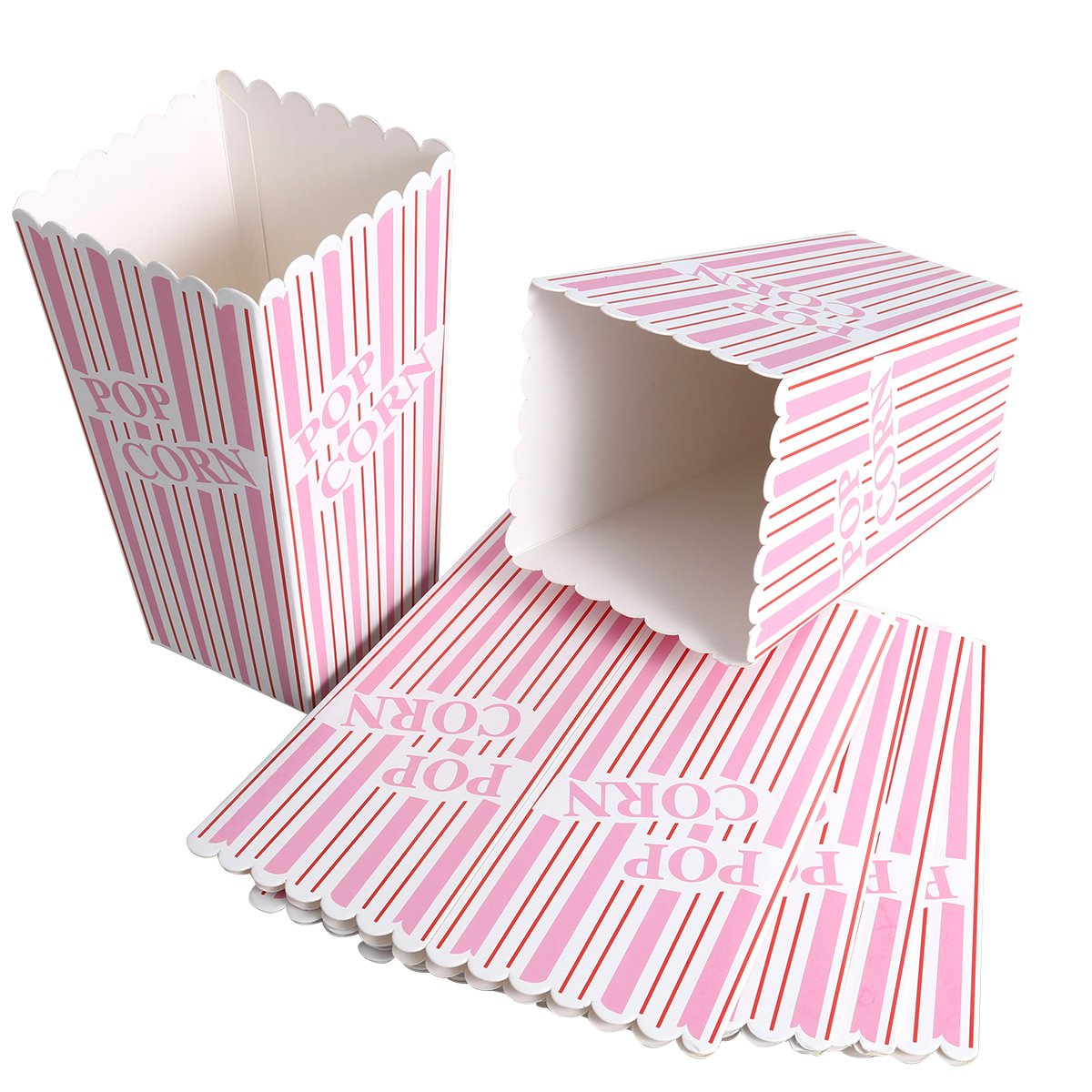 Printing Small Paper Popcorn Boxes