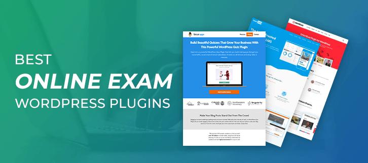 Online Exam WordPress Plugin