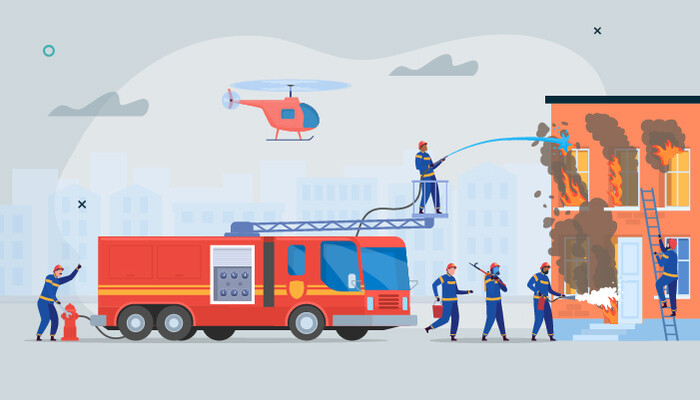 tee for firefighter